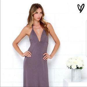 Lulu's Purple Dress Size S